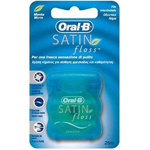 Oral B - Satin Floss Filo Interdentale Confezione 25 Mt