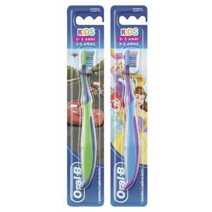 Oral B - Cars&Frozen 3-5 Anni Confezione 1 Pezzo