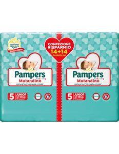 Pampers - Baby Dry Mutandino Junior Taglia 5 Confezione 28Pezzi