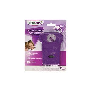 Paranix - Pettinino Antipidocchi 3 In 1 Confezione 1 Pezzo