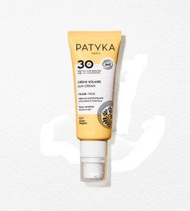 Patyka - Crema Solare Viso Spf 30+ Confezione 40 Ml