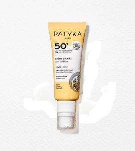 Patyka - Crema Solare Viso Spf 50+ Confezione 40 Ml