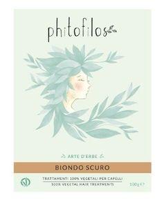 Phitofilos - Biondo Scuro Confezione 100 Gr (Scadenza Prodotto 31/10/2021)