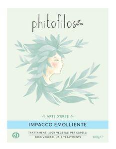Phitofilos - Impacco Emolliente Tonico Confezione 100 Gr (Scadenza Prodotto 31/07/2021)