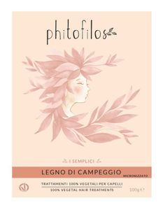Phitofilos - Legno Di Campeggio Tonalizzante Confezione 100 Gr