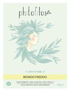 Phitofilos - Miscela Biondo Freddo Confezione 100 Gr