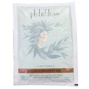 Phitofilos - Miscela Noce Mallo Castano Scuro Confezione 100 Gr
