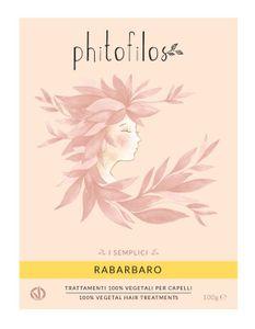 Phitofilos - Rabarbaro Biondo Caldo Confezione 100 Gr