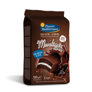 Piaceri Mediterranei - Mordimix Ciok Senza Glutine Confezione 4X45 Gr (Scadenza Prodotto 28/05/2021)