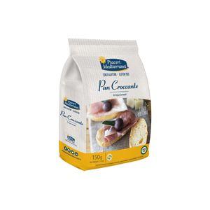 Piaceri Mediterranei - Pane Croccante Senza Glutine Confezione 150 Gr