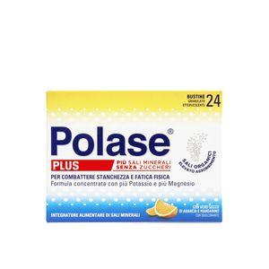 Polase - Plus Integratore di Sali Minerali Confezione 24 Bustine