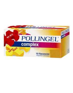 Pollingel - Complex Confezione 10X10 Ml (Scadenza Prodotto 28/10/2021)