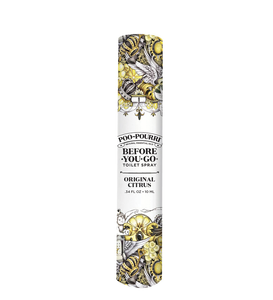 Poo Pourri - Deodorante Spray Toilet Original Citrus Confezione 10 Ml