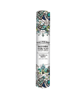 Poo Pourri - Deodorante Spray Toilet Vanilla Mint Confezione 10 Ml
