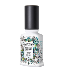 Poo Pourri - Deodorante Spray Toilet Vanilla Mint Confezione 59 Ml