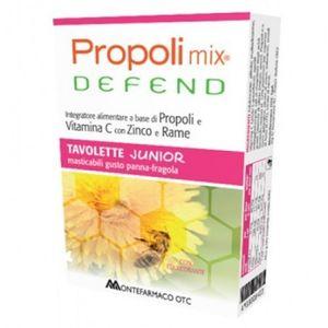 Propolimix - Defend Junior Confezione 45 Tavolette (Scadenza Prodotto 28/06/2021)