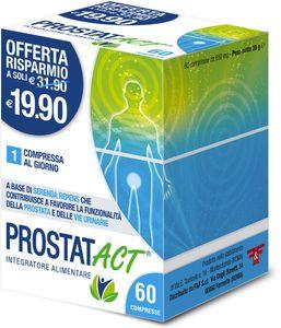 Prostat Act - Confezione 60 Compresse