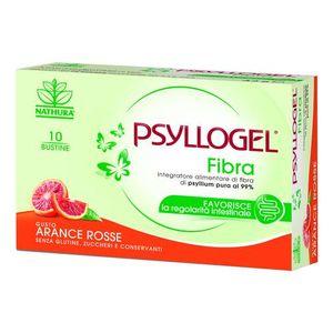 Psyllogel - Fibra Arancia Rossa Confezione 10 Bustine
