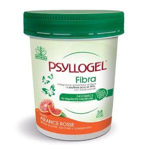 Psyllogel - Fibra Arancia Rossa Vaso Confezione 170 Gr