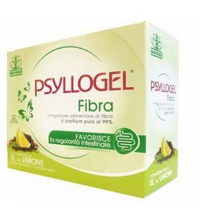 Psyllogel - Fibra Tè Al Limone Confezione 20 Bustine