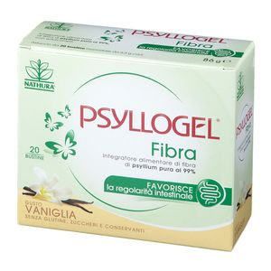 Psyllogel - Fibra Vaniglia Confezione 20 Bustine