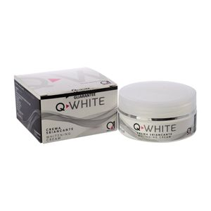 Q1 International - Q White Crema Sbiancante Confezione 40 Ml