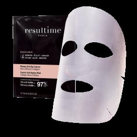 Resultime - Maschera Anti-Age Express Confezione 1 Pezzo