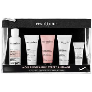 Resultime - Trousse Travel Expert Antiage Confezione 5 Pezzi