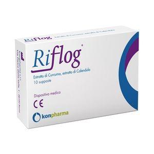 Riflog - Confezione 10 Supposte