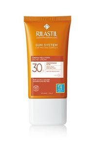 Rilastil - Sun Crema Vellutata Spf 30+ Confezione 50 Ml