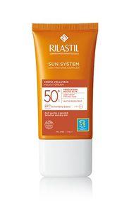 Rilastil - Sun Crema Vellutata Spf 50+ Confezione 50 Ml