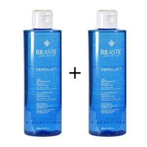 Rilastil - Xerolact Gel Detergente Confezione 2x750 Ml