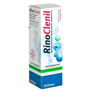 Rinoclenil - Spray 100 Mg Confezione 200 Erogazioni
