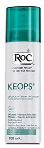 Roc - Keops Deodorante Spray Fresco 48H Confezione 100 Ml