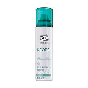 Roc - Keops Deodorante Spray Secco Confezione 150 Ml