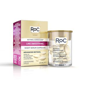 Roc - Retinol Correxion Siero Notte Confezione 10 Capsule