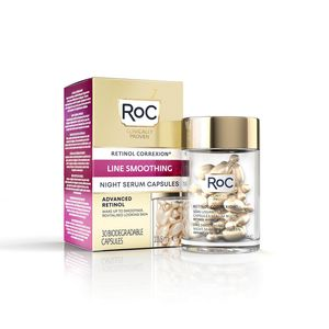 Roc - Retinol Correxion Siero Notte Confezione 30 Capsule