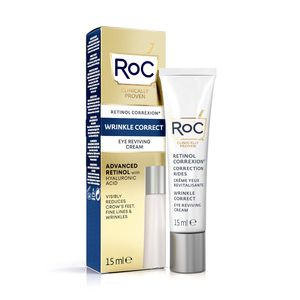 Roc - Retinol Correxion Crema Occhi Rivitalizzante Confezione 15 Ml