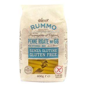 Rummo - Penne Rigate N66 Senza Glutine Confezione 400 Gr