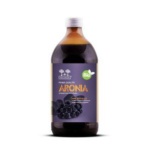 Salugea - Succo Aronia Bio Confezione 500 Ml