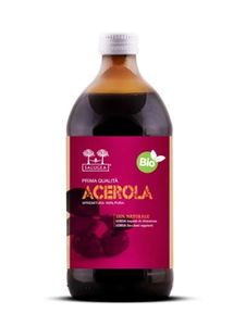 Salugea- Succo Di Acerola Bio Confezione 500 Ml