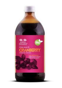 Salugea - Succo Di Cranberry Bio Confezione 500 Ml