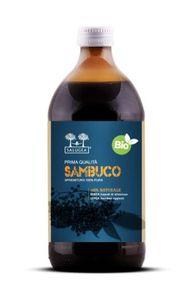 Salugea - Succo Di Sambuco BioConfezione 500 Ml