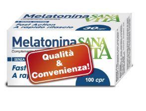 Sanavita - Melatonina Confezione 100 Compresse