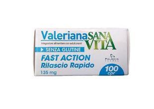 Sanavita - Valeriana Confezione 100 Compresse
