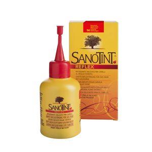Sanotint - Reflex Riflessante Capelli 56 Rosso Prugna Confezione 80 Ml (Confezione Danneggiata)