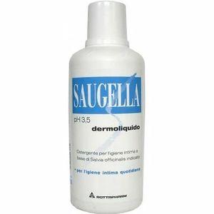 Saugella - Dermoliquid Ph 3,5 Confezione 750 Ml