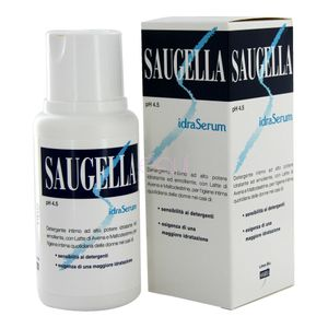 Saugella - Idraserum Detergente Intimo Confezione 200 Ml