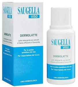 Saugella - Viso Dermolatte Confezione 200 Ml