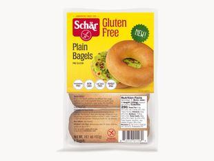 Schar - Bagels Senza Glutine Confezione 4X100 Gr (Scadenza Prodotto 24/12/2020)
